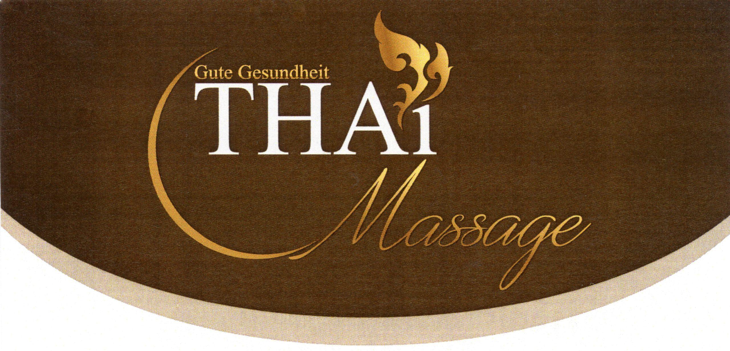 Gute Gesundheit Thai-Massage